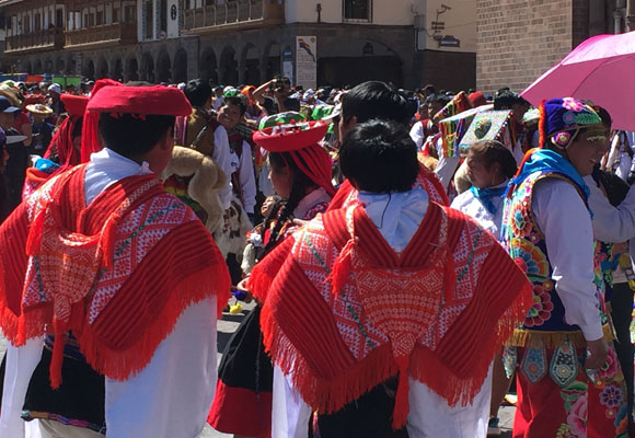 In Pictures: The Colonial Charms and Vibrant Culture of Cusco, Peru