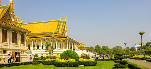 Rent in Cambodia's Three Top Retirement Havens From $160 a Month