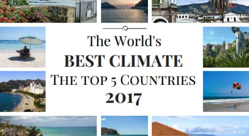 The Worlds Best Climate The Top Countries In - The 5 best places to buy property in australia