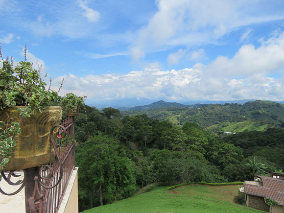 Escaping a Rapid-Fire Lifestyle in Atenas, Costa Rica
