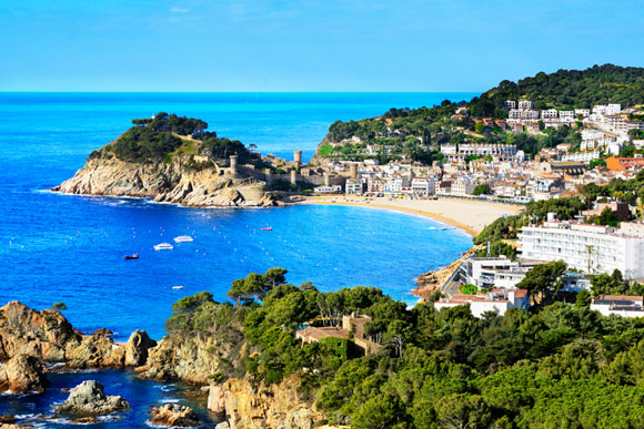 Indulging Our Passions on $1,800 a Month on the Costa Brava, Spain