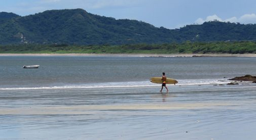 Costa Rica's Best Surf Town