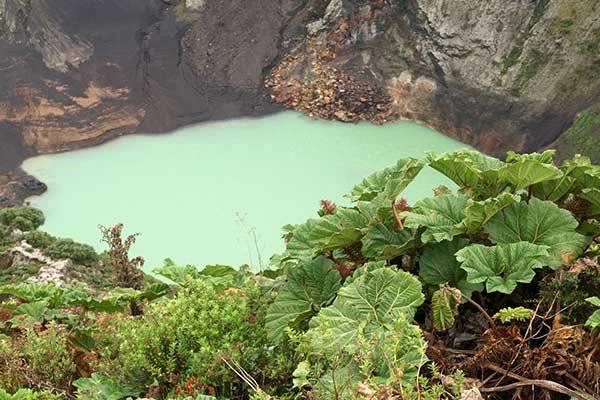 Volcano Irazú