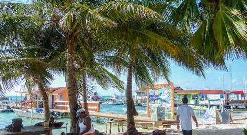 San Pedro, Ambergris Caye, Belize, Caribbean Paradise