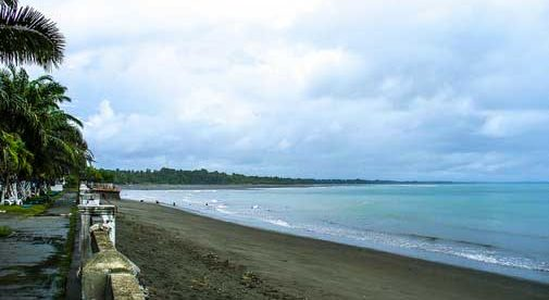 Puerto Armuelles, winning the lottery