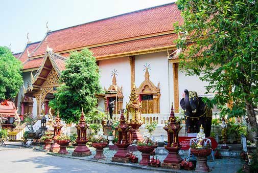 My Favorite Ways to Spend Sunday Afternoons in Chiang Mai, Thailand