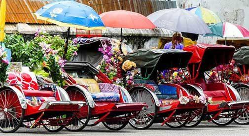 Penang, Malaysia, Life in Asia