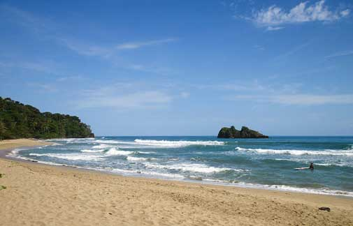 """""""Dropping Out"""" on Costa Rica's Caribbean Coast"""
