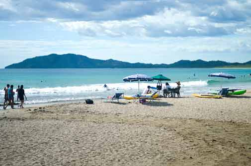 In Costa Rica, I Have the Beach Life I Could Never Afford in the U.S.