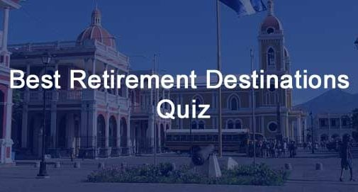 best retirement destinations quiz