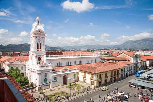 """""""Indulging Our Wanderlust and an Early Retirement in Ecuador"""""""