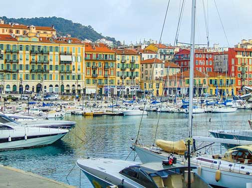 Wintering on the French Riviera is Surprisingly Affordable