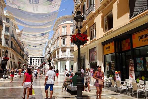 Retire in Málaga