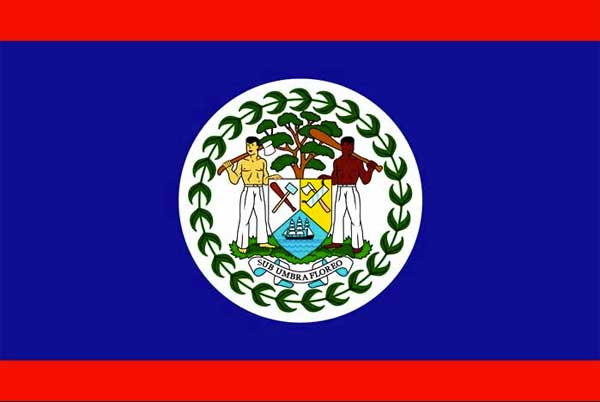 belize country flag international living