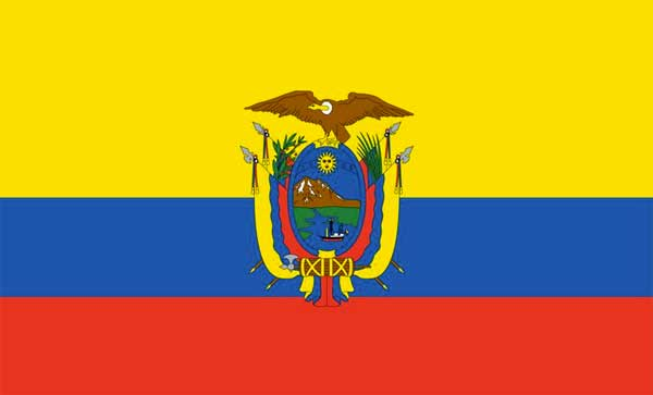 ecuador country flag on international living