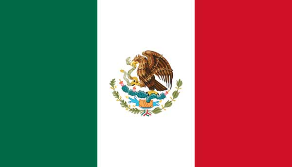 mexico flag on international living