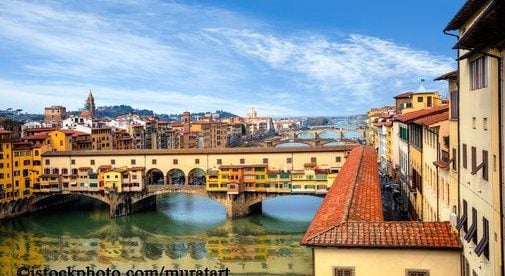 A Journey of Discovery, Travel Blogging, and a New Life in Florence