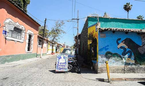 """""""My Colorful Mexican 'Hacienda' Stole my Heart for $155,000"""""""