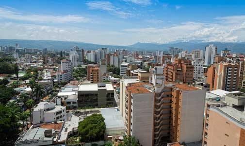 """Bucaramanga: Colombia's """"City of Eternal Spring"""""""