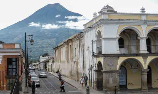 Rent in Antigua, Guatemala from $220 a Month