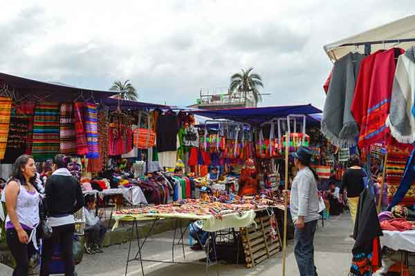 Shop the Artisanal Mercados
