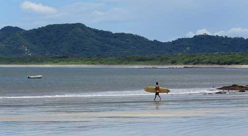 The Best Beaches in Tamarindo for Surfing and Relaxing