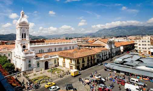 10 Things to do in Ecuador
