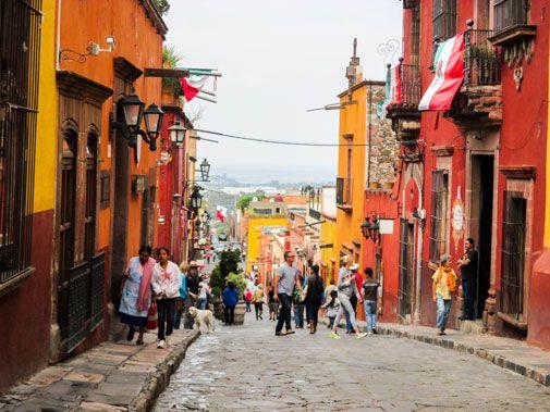 Enjoying San Miguel de Allende's Vibrant Music Scene
