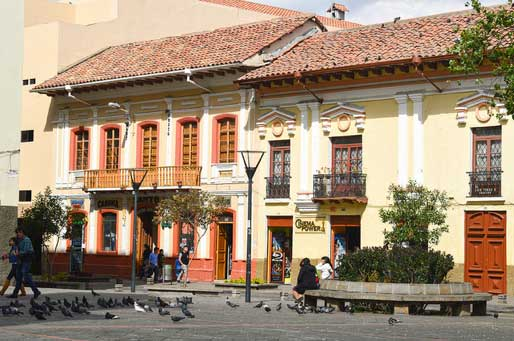 town house cuenca