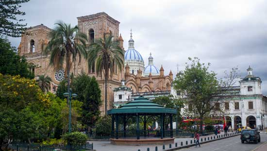 Living a Retired Life is Easy and Affordable in Cuenca, Ecuador