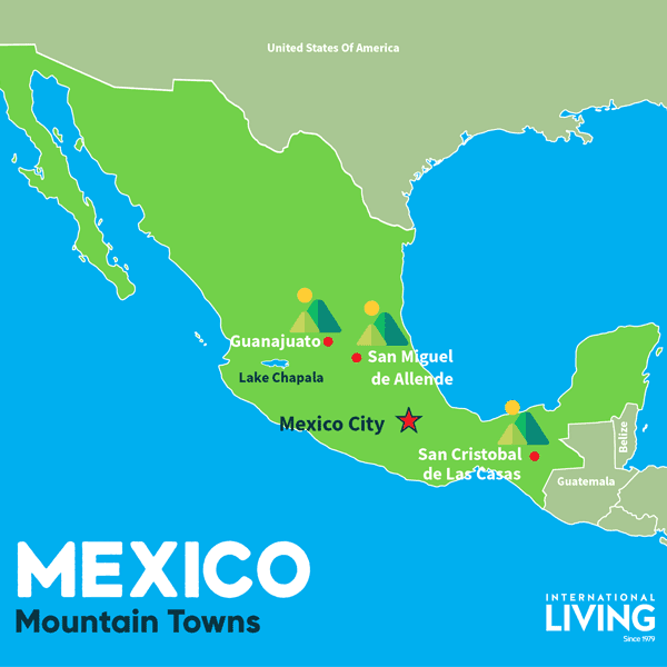 3 Great Mountain Destinations in Mexico