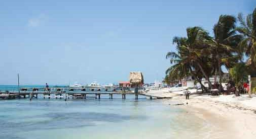 Life in Belize Moves at a Slower Pace, and That's Just Fine With Us