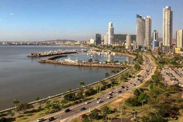 Local Transport Within Panama
