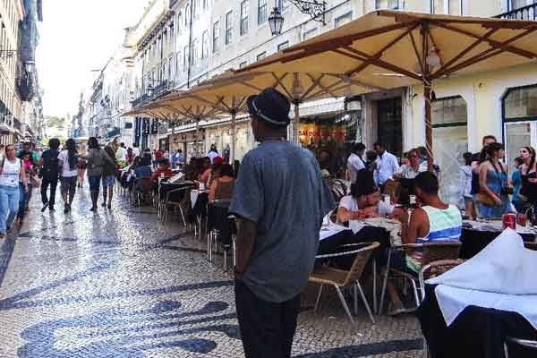 Portugal Café Culture