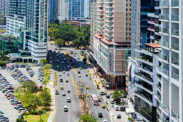 Transportation in Panama City