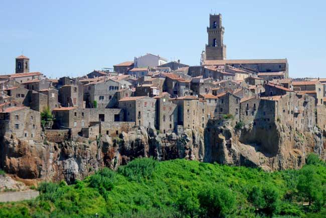 pitigaliano tuscany