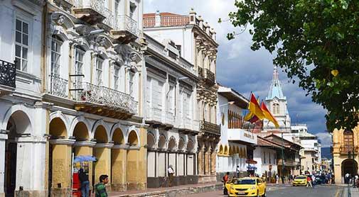 A Condo for $700 a Month in the Heart of Cuenca City, Ecuador