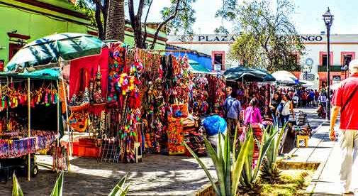 Discover Magic in Mexico's Plazas