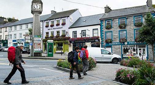 Embracing an Irish Sense of Time on the Emerald Isle