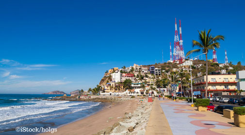 Homes from $40,000 in Mazatlán, on Mexico's Central Pacific Coast