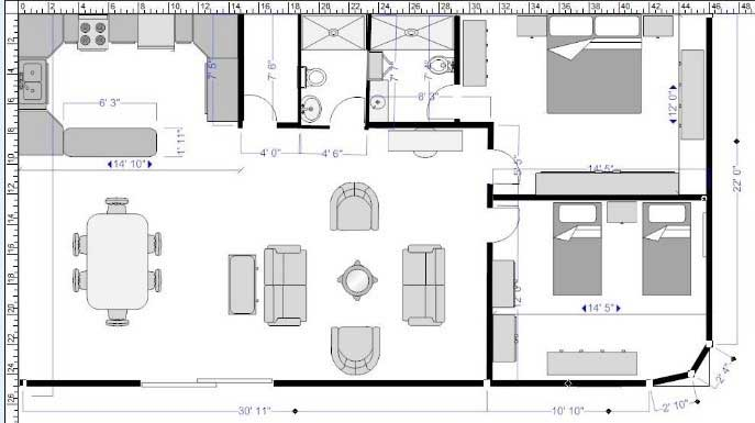 How We Renovated our Costa Rica Dream Home International Living – Costa Rica Home Floor Plans