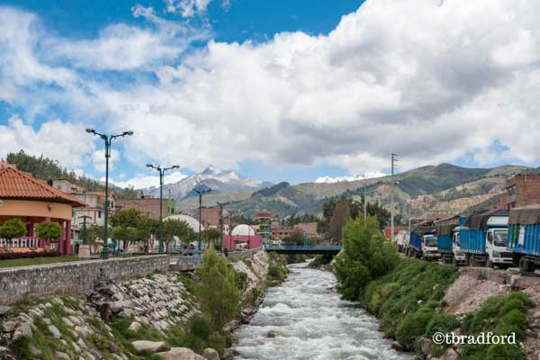Huaraz: The Switzerland of Peru