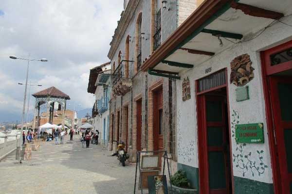 La Condamine Street