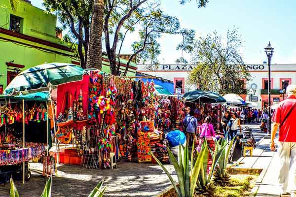 Oaxaca's mercados are a riot of colors
