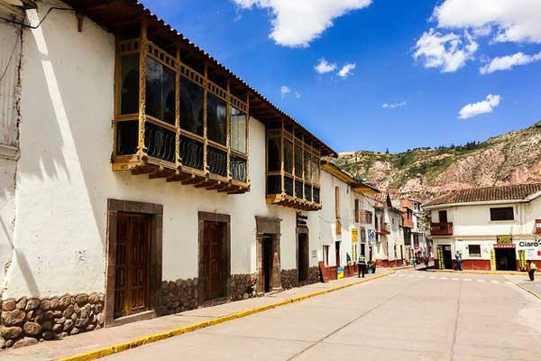 Urubamba Hike the Inca Trail Through Sacred Valley