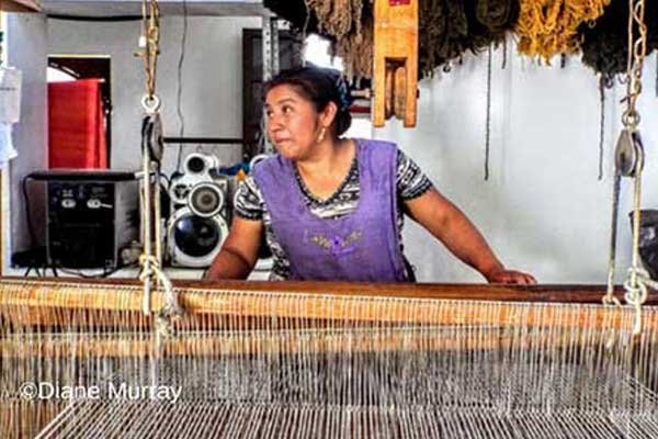 Woven Crafts of Teotitlan del Valle