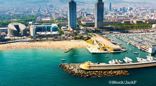 Enjoying a European Lifestyle in Beautiful Barcelona