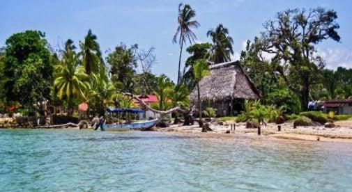 Bocas del Toro, an affordable Caribbean paradise island