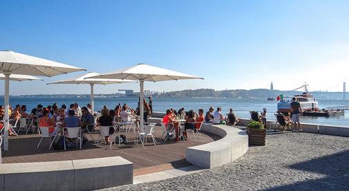 Cafe-Lisbon