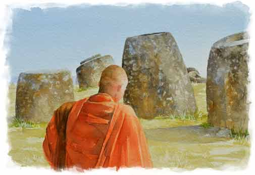 Explore the Mysterious Plain of Jars in Laos